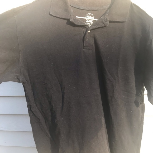 Faded Glory Other - Black XXL Polo